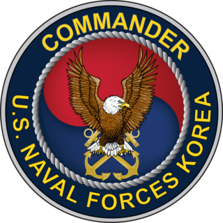 U.S. Naval Forces Korea Major shore command of the United States Navy in South Korea