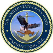 Seal of the United States Navy Band.png