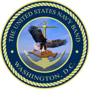 United States Navy Band - Seal of the United States Navy Band