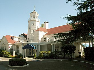 Montlake, Seattle - The Seattle Yacht Club in the Montlake neighborhood is on the National Register of Historic Places.