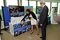 Secretary Kerry Examines Vietnamese Business Display (11372984164).jpg