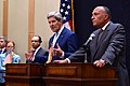 Secretary Kerry and Egyptian Foreign Minister Shoukry Address Reporters (14481087634).jpg