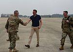 Secretary of the Army Eric Fanning visits U.S. Army Garrison Humphreys 160802-A-BS718-003.jpg