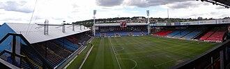 Selhurst Park - Image: Selhurst Park Stadium