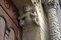 Semur en Brionnais-Église Saint Hilaire-20110212-Porche ouest CD.jpg