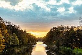 Senden, Dortmund-Ems-Kanal (Alte Fahrt) -- 2020 -- 3536-40.jpg