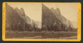 Sentinel Rock,(3270 feet high) from opp. side of the Valley, by John P. Soule.png