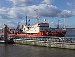 Sentinel at Liverpool Cruise Terminal - 2012-08-31 (13).JPG