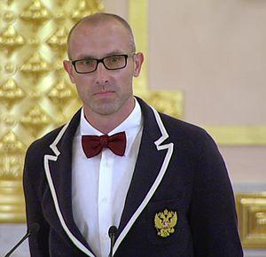 Sergey Tetyukhin - Image: Sergey Tetyukhin Kremlin 2016