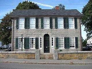 Sewall-Scripture House