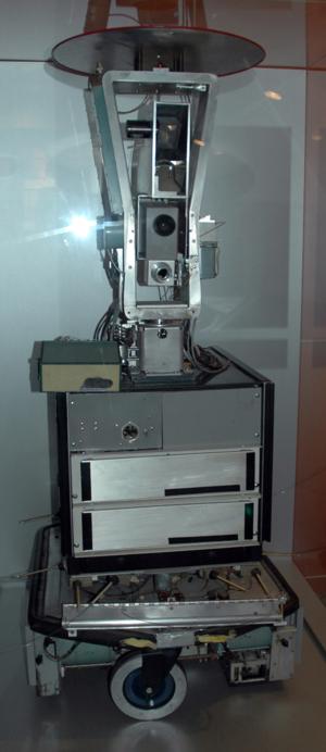 Shakey the robot - Image: Shakey