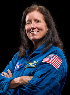 Shannon Walker American scientist and NASA astronaut