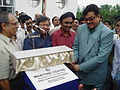 Shatrughan Sinha Inaugurates Maritime Centre - Science City - Kolkata 2003-10-17 00458.JPG