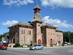 Shelburne, Ontario - Town Hall