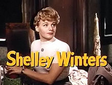 Shelley Winters al tràiler de Tennessee Champ (1954)