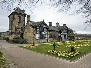 Shibden Hall - Shibden Hall in 2010