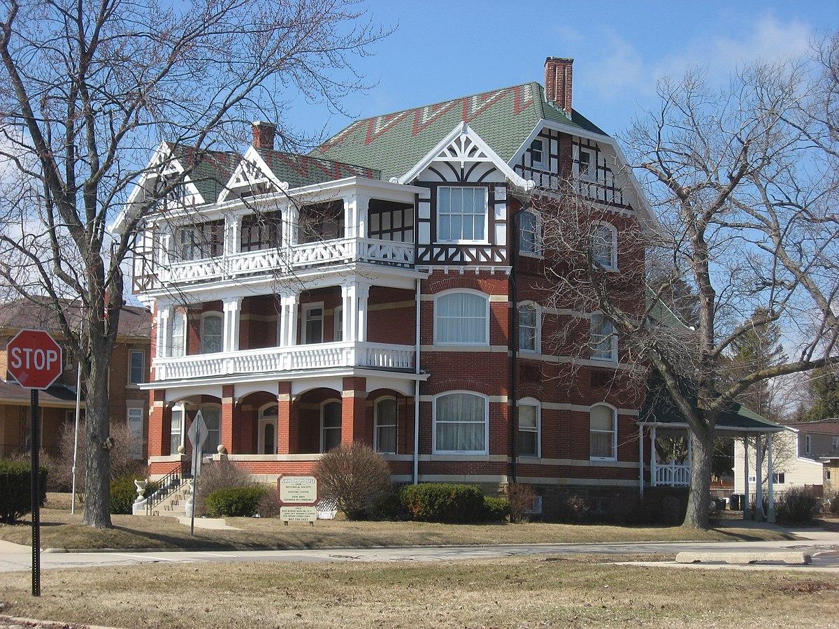 Zion, Illinois - Wikipedia