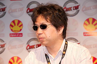 Cowboy Bebop - Series director Shinichirō Watanabe at the 2009 Japan Expo