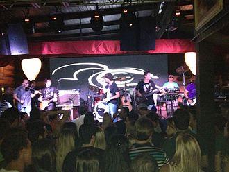 Dazaranha - Dazaranha concert in 2013