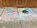 Sidewalk Chalk, Union Street, Liberty, IN (48491020701).jpg