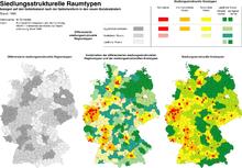 thematische karte deutschland Thematische Karte – Wikipedia