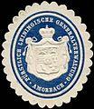 Siegelmarke Fürstlich Leiningische Generalverwaltung - Amorbach W0235060.jpg