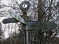 Signpost, Red Lake - geograph.org.uk - 1126509.jpg