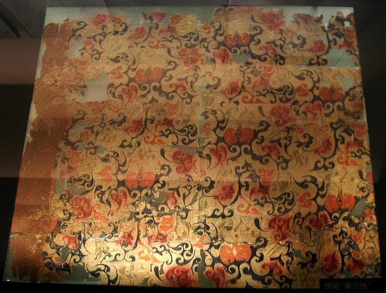 Fichier:Silk from Mawangdui.jpg