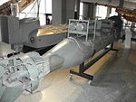 Siluro a lenta corsa o Maiale - 1936 - slow running torpedo dubbed Maiale - museo della scienza e della tecnica - Milano - 03.JPG
