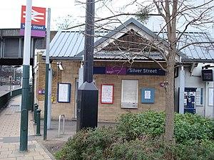 Silver Street railway station - Image: Silver Street railway station 1