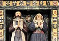 Sion Trevor - John Trevor (1563–1630) memorial St Cynfarch Ch, Hope, Flintshire Cymru Wales 01.jpg