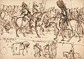 Sir John Everett Millais, Bt - The Funeral of the Duke of Wellington - B1975.4.1663 - Yale Center for British Art.jpg