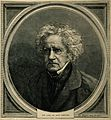 Sir John Frederick William Herschel. Wood engraving, 1871. Wellcome V0002720.jpg