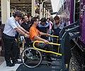 Sistema transporte inválidos, Ayutthaya, Tailandia, 2013-08-23, DD 02.jpg