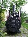 Skansen w Chabówce -maszyna 08.JPG