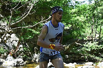 Skyrunning - A fase of a SkyRace