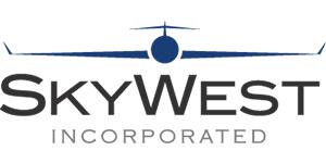 SkyWest, Inc. - Image: Sky West, Inc current logo