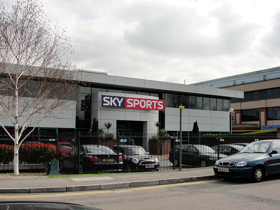 Sky Sports TV in Brentford - panoramio