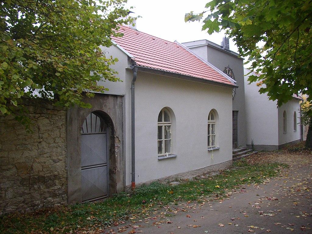 Slany KL CZ zidovsky hrbitov Lazenska ul 163.jpg