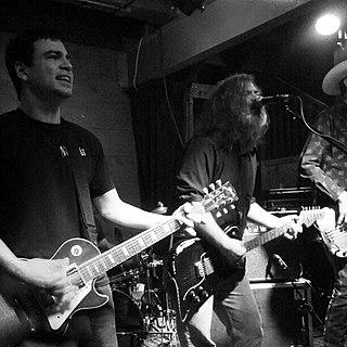 Slobberbone American musical group from Denton, Texas