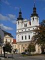 Slovakia - Trnava - Univerzitny kostol - Katedrala Sv. Jana Krstitela RB05.jpg