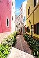 Small street in Valle Gran Rey on La Gomera, Spain (48293839157).jpg