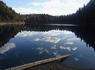 Kleiner Rizasee