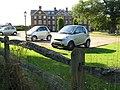 Smart parking at Warnham Manor - geograph.org.uk - 1493773.jpg