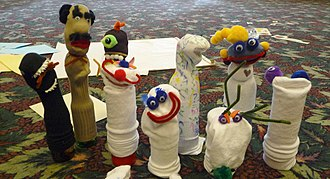Sock puppet - A collection of sock puppets