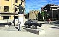 Soldiers statue Durrës Albania 2018 1.jpg