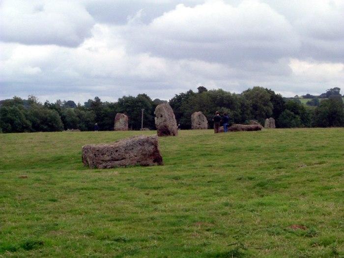 Somerset sd stone circle 06
