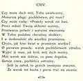 Sonety Shakespeare'a I-CXXXIV i CXXXVII-CLIV Maria Sułkowska (MUS) page 128 sonet 114 cropped image.jpg