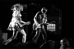 Kim Gordon e Thurston Moore, Stoccolma 2005