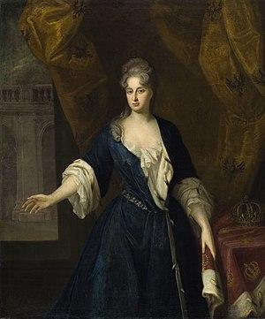 Sophia Louise of Mecklenburg-Schwerin - Sophia Louise of Mecklenburg-Schwerin